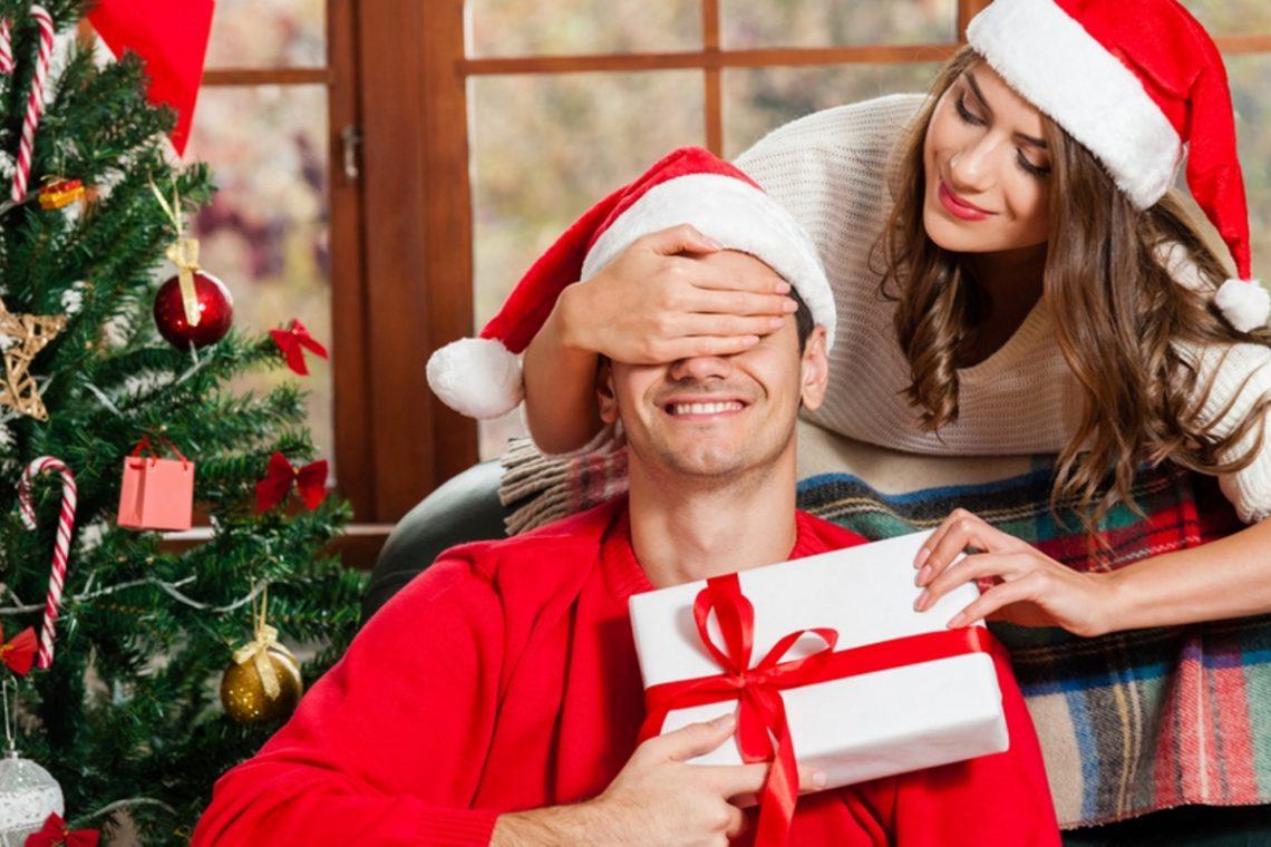 Гарні подарунки коханому на Новий Рік