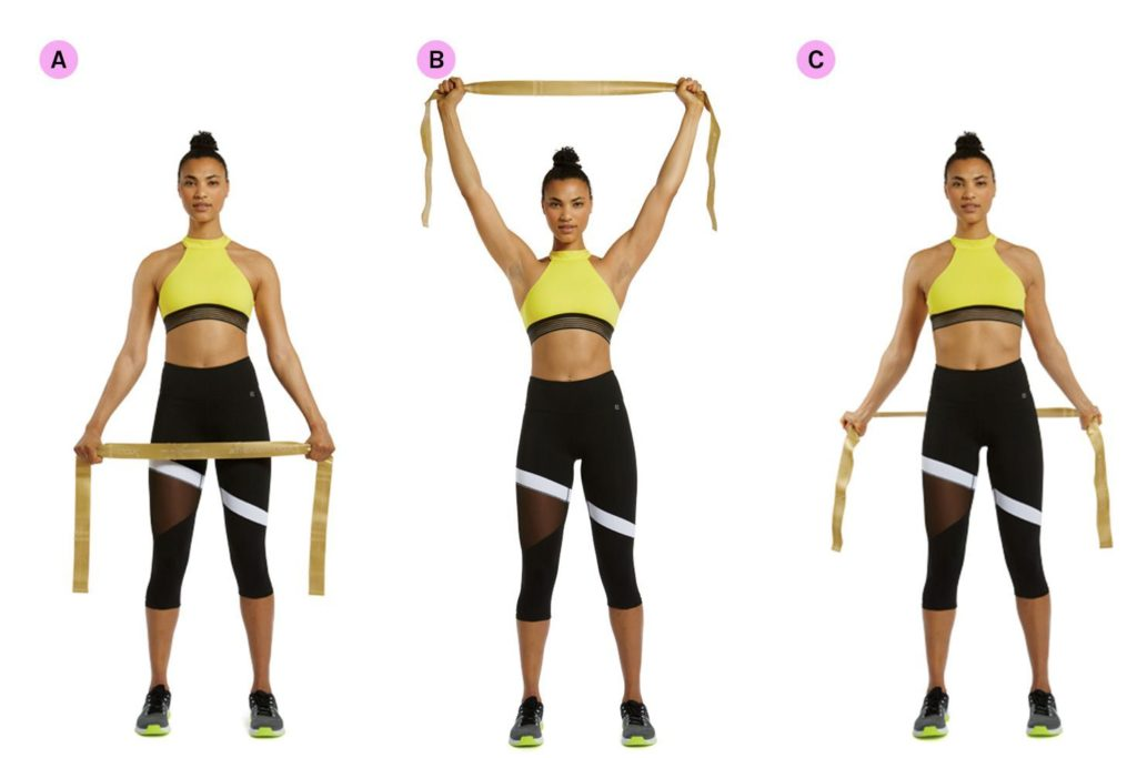 Вправи коли болить плече