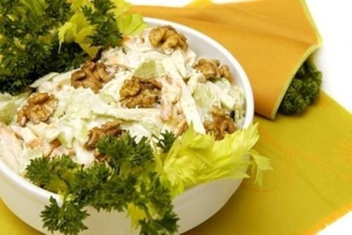 Рецепти салатів до Великодня