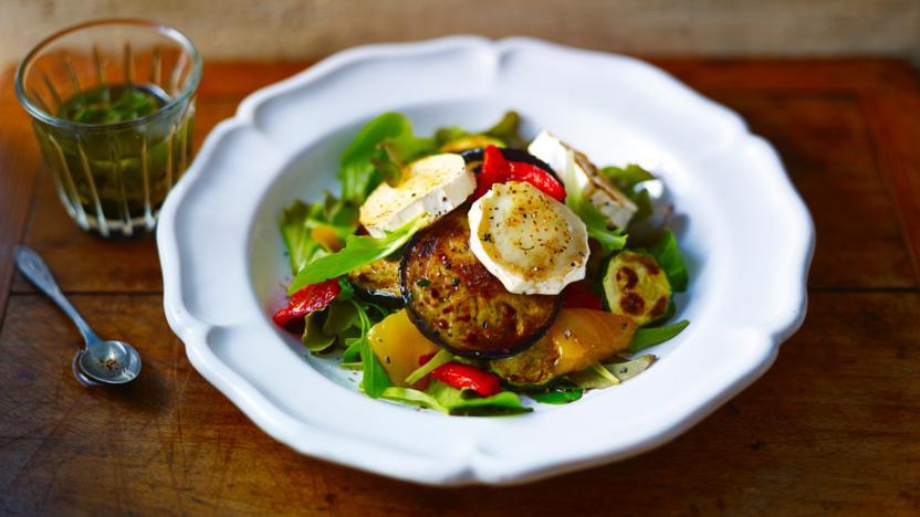 Теплий весняний салат