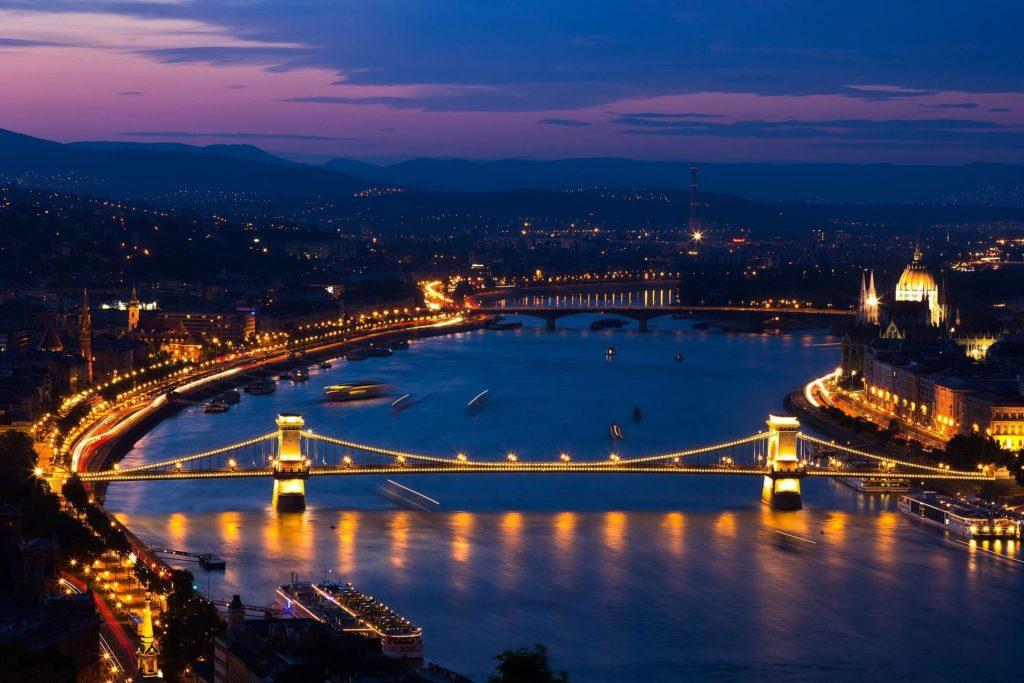 Курорт Будапешт