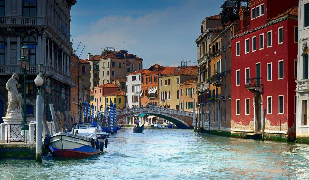 Курорт Венеція