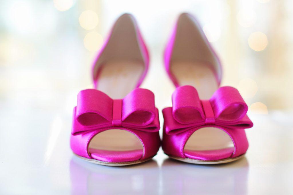 взуття нареченої