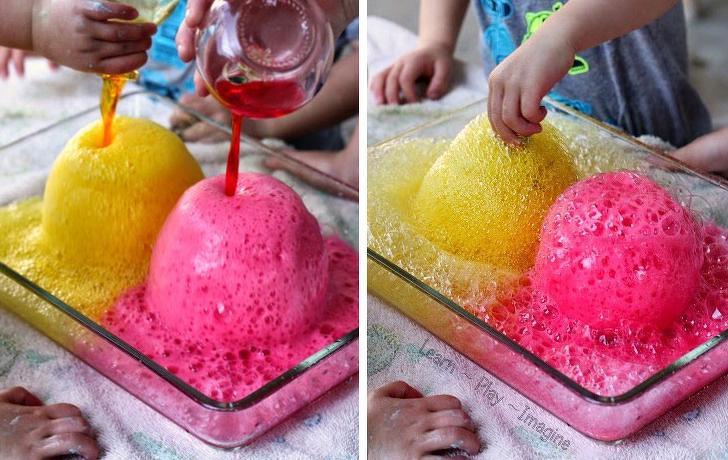13 барвистих експериментів і розваг, якими можна зайняти дітей