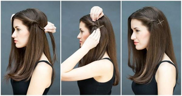 Швидка зачіска на кожен день