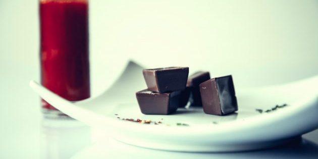 Чим гіркий шоколад корисний для здоров'я