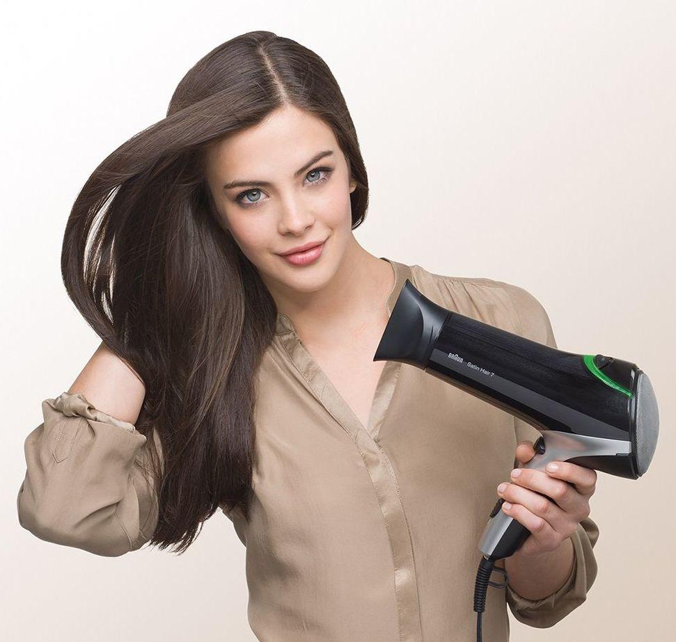 Фен для волосся Braun HD 730 Satin Hair 7