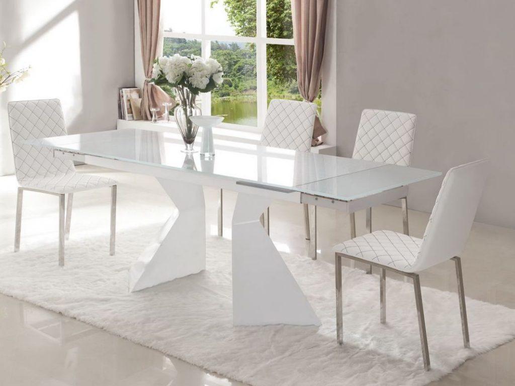 стіл скляний