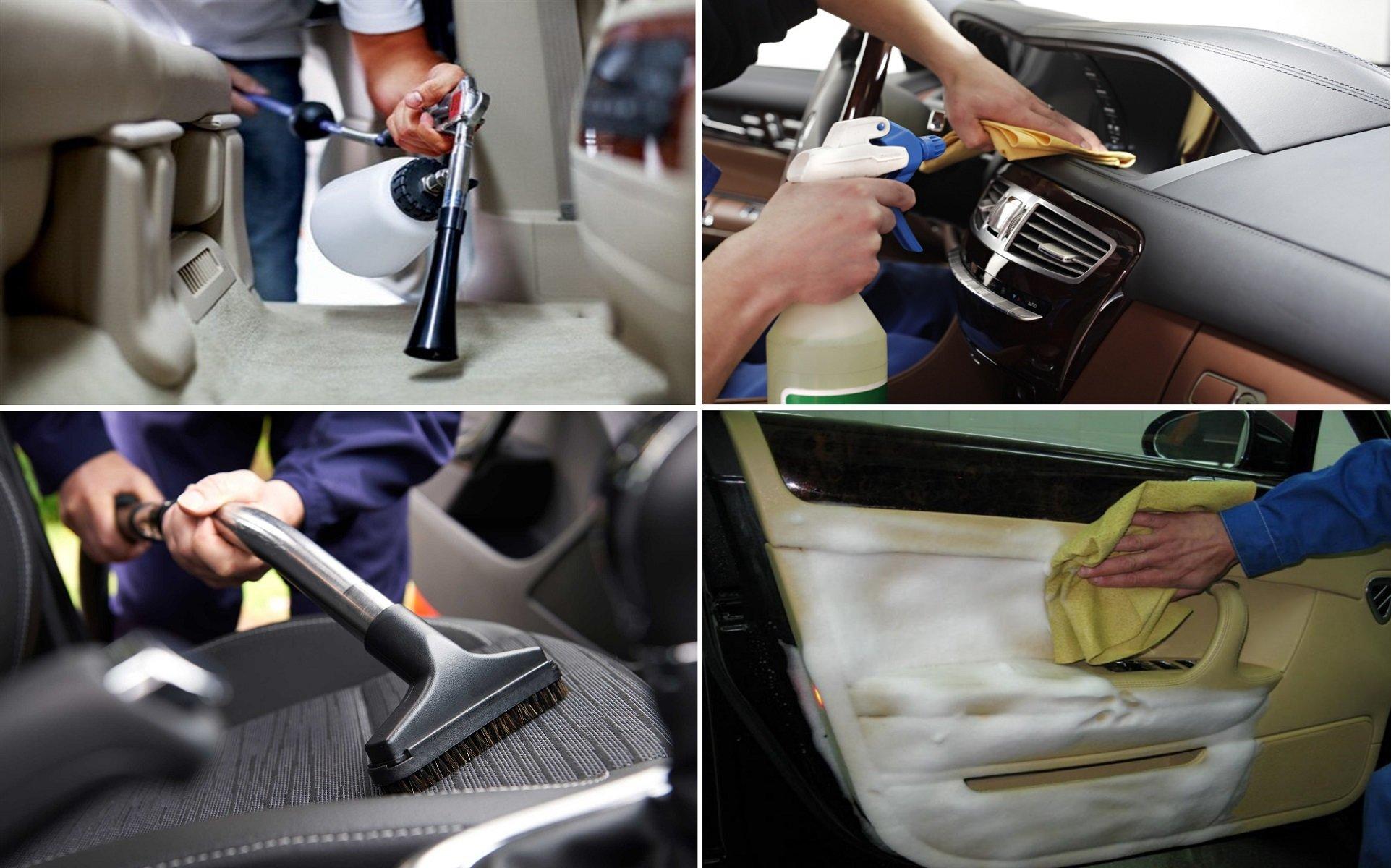 Як позбутися від запаху сигарет в машині?
