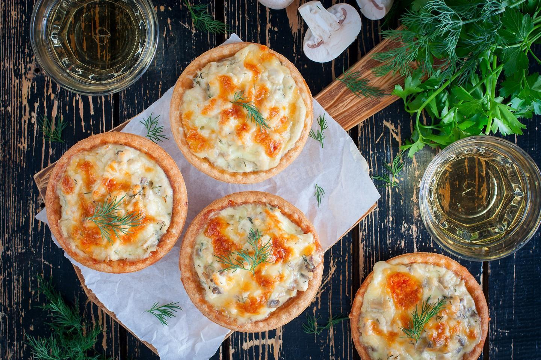 5 смачних новорічних салатів і закусок з доступних інгредієнтів